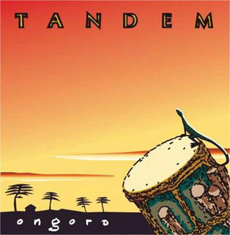 Cubierta de CD Ongoro, de Tandem