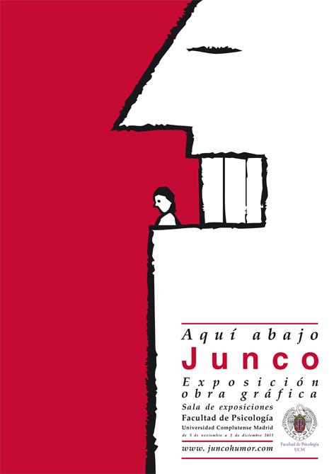 """ONE MAN SHOW """"Aquí abajo"""" Facultad de Psicología UCM. Madrid, Spain, 2013"""